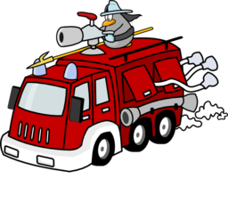Fire Engine Mimooh 01 Clipart I2clipart Royalty Free Public Domain Clipart