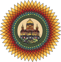 Mandala Building In Color