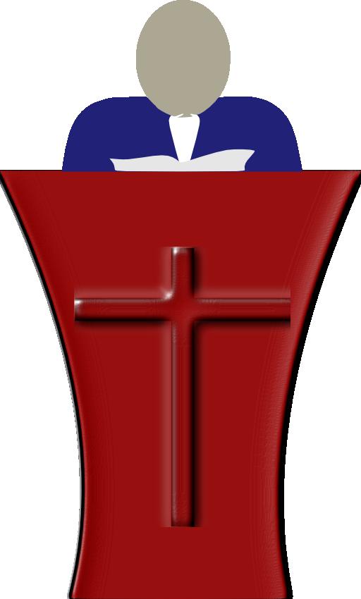 Preacher Clipart   i2Clipart - Royalty Free Public Domain Clipart