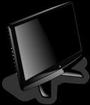 Generic Gaming Lcd Black