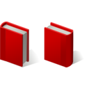 Pair Of Red Books
