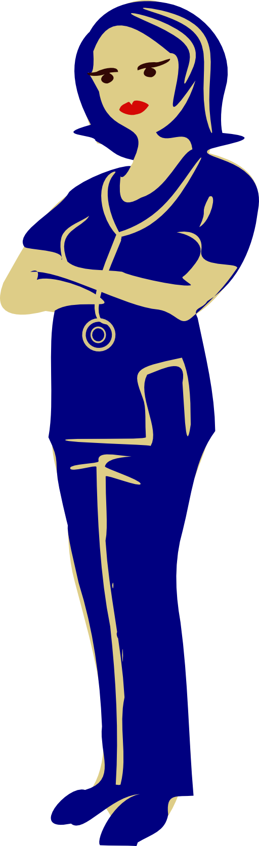Nurse Symbol Clip Art Clinical nurse