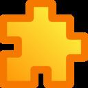 Icon Puzzle Yellow