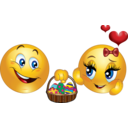 Lover Eastern Smiley Emoticon