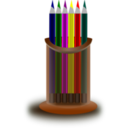 Pencil Stand 2
