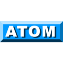 Atom Button Roman Bertl 01r