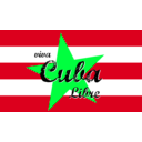 download Viva Cuba Libre clipart image with 135 hue color