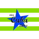 download Viva Cuba Libre clipart image with 225 hue color