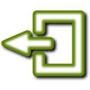 Exit Icon Clipart I2clipart Royalty Free Public Domain Clipart