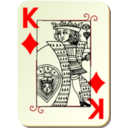 Guyenne Deck King Of Diamonds