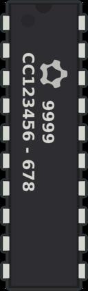 Generic 20 Pin Ic