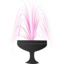 download Fountain clipart image with 135 hue color