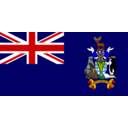 Flag Of South Georgia And South Sandwich Islands