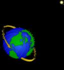 Earth And North Star Da 04r