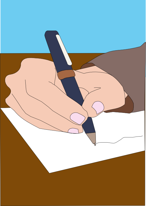 Writing Clipart I2clipart Royalty Free Public Domain Clipart