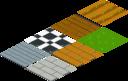 Isometric Floor Tile