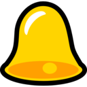 Yellow Bell Icon That Looks Cool With Lots Of Title Words To Increase The Titles Space In An Unrealistic Test