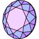 download Diamant clipart image with 45 hue color