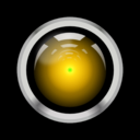 download Hal9000 clipart image with 45 hue color