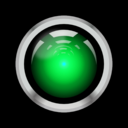 download Hal9000 clipart image with 135 hue color
