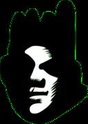 Black Face Graffiti