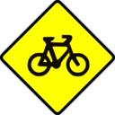 Caution Bike