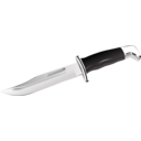download Knife clipart image with 135 hue color