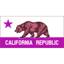 download California Banner Clipart A clipart image with 315 hue color