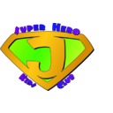 download Super Jesus Kids Club Logo clipart image with 45 hue color