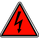 download Warning clipart image with 315 hue color
