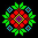 Ornament Rose
