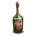 download Bottle clipart image with 315 hue color