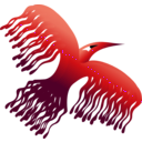 download Phoenix Bird 1 clipart image with 315 hue color