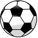 download Soccer Ball clipart image with 315 hue color
