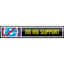 No Ie6 Support