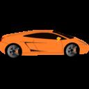 orange funny car clipart i2clipart royalty free public domain clipart. Black Bedroom Furniture Sets. Home Design Ideas