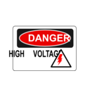 Danger High Voltage Alt 2
