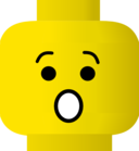 Lego Smiley Shocked