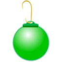 Green Ornament