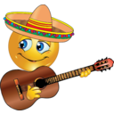 Mexican Boy Smiley Emoticon