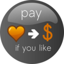 Pay If You Like Button 2