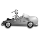 download Little Mummy Driver clipart image with 135 hue color