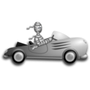 download Little Mummy Driver clipart image with 225 hue color