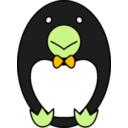 download Ranze Penguin clipart image with 45 hue color