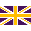 download Flag Of Britain clipart image with 45 hue color