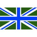 download Flag Of Britain clipart image with 225 hue color