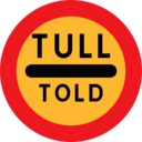 Tull Told Sign
