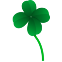 download Clover clipart image with 45 hue color