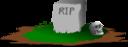 Grave R I P