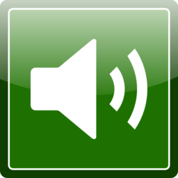 Green Audio Icon Clipart I2clipart Royalty Free Public Domain Clipart